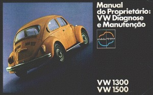 Manual vw 1300 1500Capa