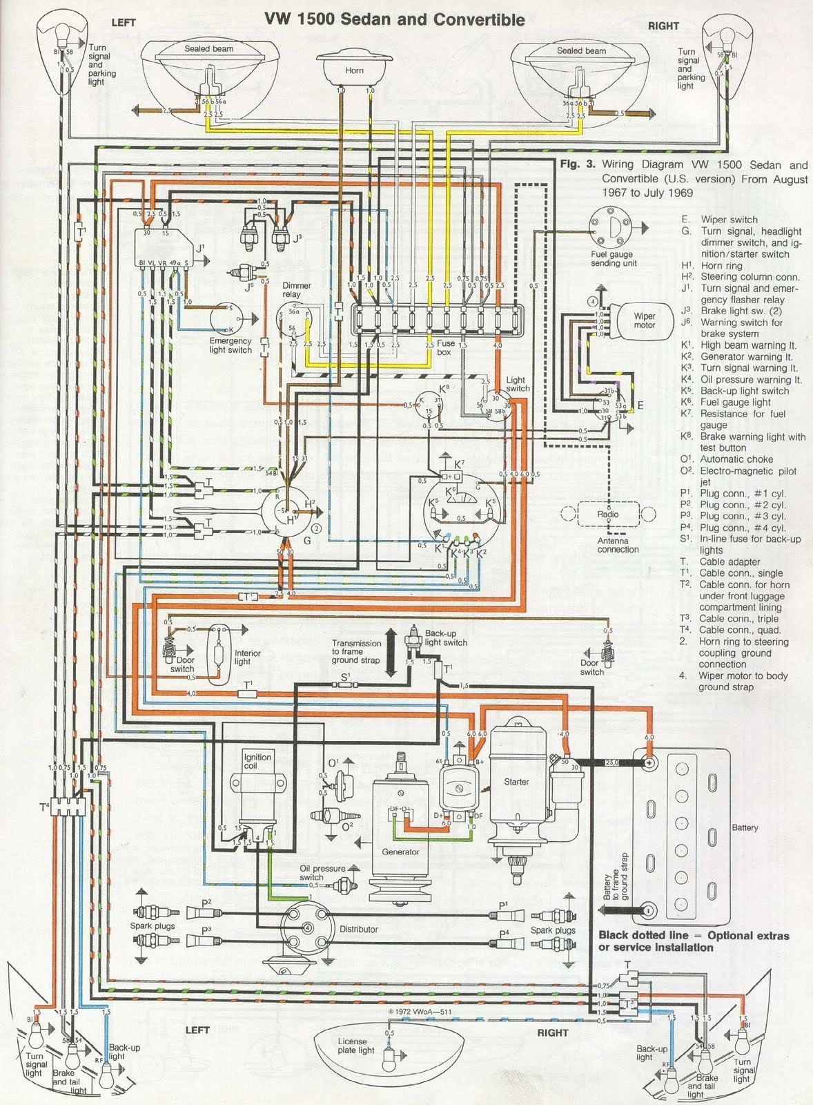 Esquema Eletrico Fusca on 1979 Dodge Alternator Wiring Diagram