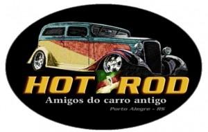 logo hotrod