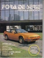 X8 Targa Revista