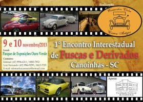 CONVITE CARROSD ANTIGOS 2013