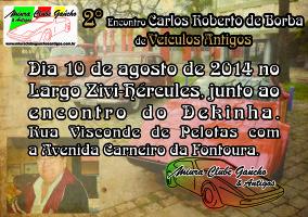 CONVITE SEU CARLOS 2014