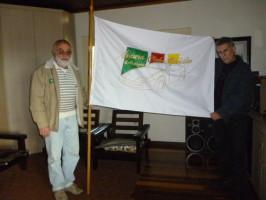 1 - bandeira do clube 1